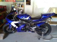 2002 Yamaha R1 Low mileage