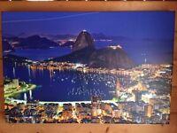 Rio de janeiro canvas art