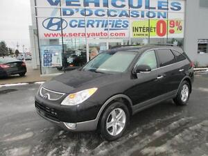 2010 Hyundai Veracruz LIMITED CUIR 4X4 7 PASSAGERS Limited