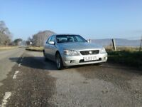 Lexus IS 200 2.0 petrol