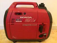 Honda EU20i Silent Generater