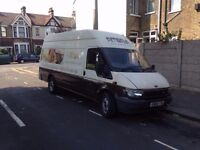 06 PLATE FORD TRANSIT JUMBO LWB 2.4 DIESEL DRIVES SUPERB NOT MASTER CRAFTER SPRINTER RELAY MOVANO