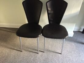 Dining chairs-Needs to go Today!
