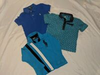 Boys Ralph Lauren t-shirt bundle age 2-3