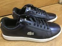 Lacoste size 4 ladies trainers