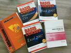 Basiscursussen Excel, Word, MSAccess, Dreamweaver, Indesign
