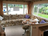 CHEAP DOUBLE GLAZED STATIC CARAVAN FOR SALE IN THE NORTH EAST-12 MONTH SEASON-PET FRIENDLY-CRIMDON