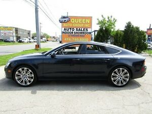 2012 Audi A7 3.0 Premium | Navigation | Side Assist | Leather