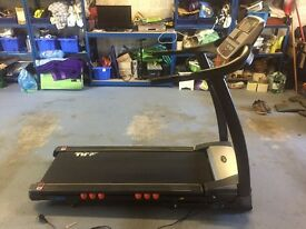 JLL Electric Treadmill with Bluetooth, MP3 and USB audio