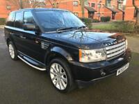 Range Rover sport 4.2 V8 SUPERCHARGED **P/X WELCOME**