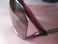 Designer sunglasses Tom Ford 'Jennifer' range - limited edition Berry Colour. WITH CASE
