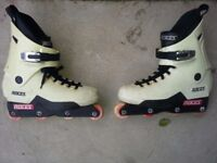 Roces magic 13 scares used condition size 9 Can deliver or post!