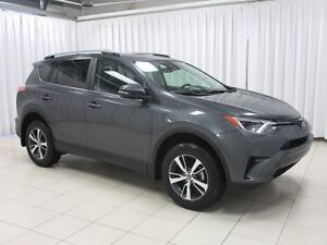 2018 Toyota RAV4 INCREDIBLE DEAL!! LE AWD SUV w/ HEATED SEATS, A