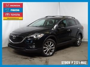 2015 Mazda CX-9 GT *AWD*7PLACES+CUIR+TOITOUV+GPS