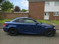 Bmw 1 series coupe 120d m-sport 2009