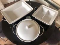 Beautiful certified international cookware set