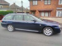 Rover 75 Diesel Estate 12 months MOT