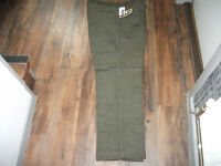 Countrywear Moleskin Trousers By Carabou 42R BNWT