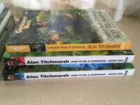 Alan Titchmarsh Gardening Books