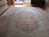 Beautiful Large Chinese Rug in Immaculate Condition