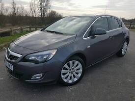 Perfect condition automatic! Vauxhall Astra 60 reg