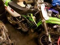 Kx85 spares or repair