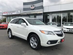 2015 Acura RDX AWD Technology Package Fully Loaded Only 72,000Km