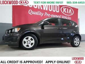 2013 Chevrolet Sonic LS - KEYLESS ENTRY, POWER WINDOWS & LOCKS