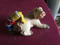 Piggin Accident Prone 1995 Collectors Club Figurine