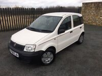 2008 58 FIAT PANDA 1.1 ACTIVE 5 DOOR HATCHBACK - *ONLY 2 FORMER KEEPERS, MAY 2018 M.O.T*