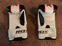 RDX Maya Hide Leather Boxing Gloves 7 oz One size