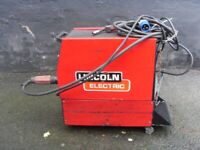 Lincoln Electric 185 Turbo Mig Welder