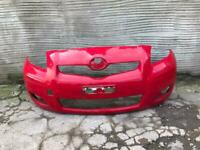 Toyota Yaris 2009 2010 2011 genuine front bumper for sale