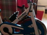 Body max exercise bike