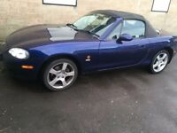 Mazda MX-5 Nevada, good condition, engine runs well, offers welcome