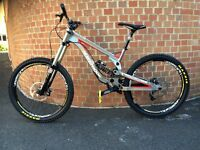 NUKE PROOF PULSE DH bike for sale, excellent condition, quick sale required.
