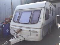 Swift pirouette caravan tourer 4 birth bargin £895