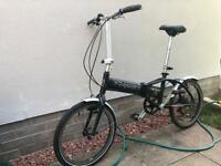 """Folding Bike 20"""" wheels"""
