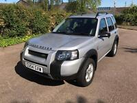Land Rover Freelander 54' 2.0L AUTOMATIC 95K very good condition.