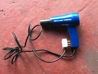 PIFCO PAINT STRIPPER 240V 1200 WATTS USED