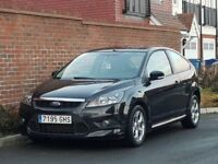 Ford Focus TDCI ST Hirvonen (2010) + LHD LEFT HAND DRIVE + GENUINE 52K + 1 OWNER + HIGH SPEC +