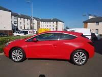 Vauxhall Astra GTC 2013