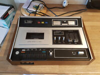 VINTAGE HI-FI TECHNICS STEREO TAPE PLAYER AND RECORDER