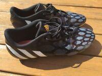 Adidas predito boots size 9
