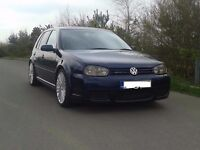 *** TDI R32 REP *** 2003 volkswagen golf mk4 tdi match (95,000 miles) - remapped - lowered - tinted