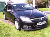 VAUXHALL ASTRA COUPE 1.6 SXI