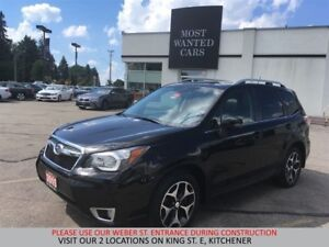 2015 Subaru Forester XT LIMITED | NAVIGATION | LEATHER | PANO RO