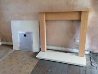 Complete Fire Place and Gas fire