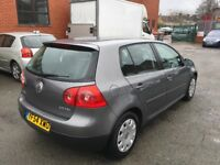 2005 VW Golf Automatic Leather Good Runner with mot ( But transmission varies after long drive)