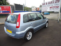 2007 FORD FUSION ZETEC 1.4 TDCI ONLY £30 YEAR TAX 71K MILEAGE COME WITH 12 MO...